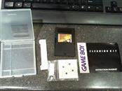 Nintendo Game Boy Cleaning Kit with Instruction Booklet